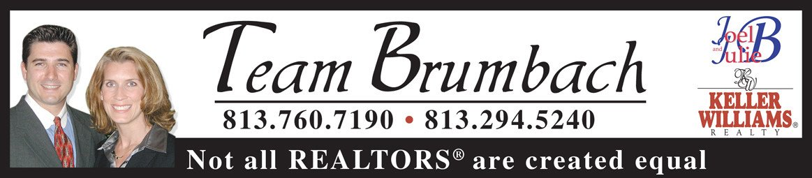 Team Brumbach - Joel & Julie Brumbach, Apollo Beach Real Estate